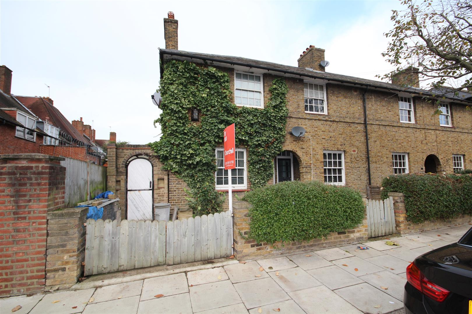 3 Bedrooms House for sale in Braybrook Street, London